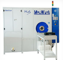 ultrasonic cleaning - degreasing machine Midi, Maxi MECWASH