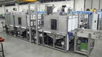 ultrasonic cleaning machine for the automotive industry PLURITAK NOVATEC srl - Surface Finishing Technology