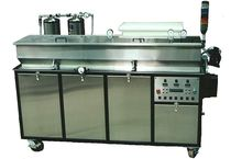 ultrasonic cleaning machine for wire, strip, rod, tube and bar material  ZENITH MFG. & CHEMICAL CORP