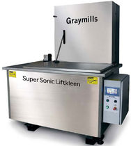 ultrasonic cleaning machine with agitation TUS3725SL Graymills
