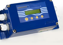 ultrasonic flow-meter for gas and compressed air 200 - 300 mm | MINISONIC G ULTRAFLUX