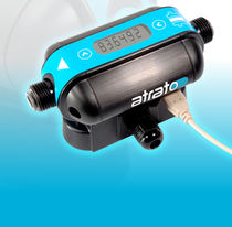 ultrasonic flow-meter for liquids 0 - 20 l/min, USB | atrato Titan Enterprises