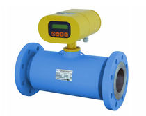 ultrasonic flow-meter for liquids IP67, max. 580 psig, 41 - 131 °F | AC Hoffer Flow Controls