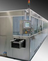 ultrasonic lens cleaning machine PLURITANK NOVATEC srl - Surface Finishing Technology