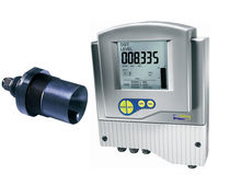 ultrasonic level transmitter -40 - 80 °C, max. 40 m | SmartScan 25 Solid Applied Technologies Ltd.