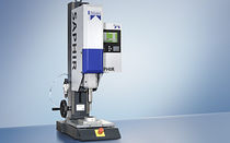 ultrasonic plastic welding machine 20, 30, 35 kHz | USM SAPHIR Weber Ultrasonics