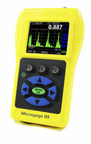ultrasonic thickness gauge Microgage III Series Sonatest Ltd