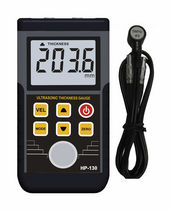 ultrasonic thickness gauge 1.2 - 225 mm | HP-130 Zhuhai Jida Huapu Instrument Co., Ltd.