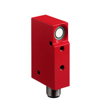 ultrasonic through-beam sensor max. 0.65 m | 18 series LEUZE ELECTRONIC
