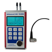 ultrasonic wall thickness measuring instrument deltawaveC-WD systec Controls