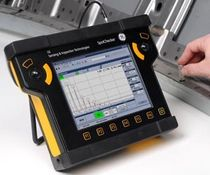 ultrasonic welding inspection device max. 1 000 Hz | SpotChecker GE Inspection Technologies