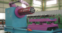 uncoiler line 1.6 - 3.0 mm IL KWANG METAL FORMING