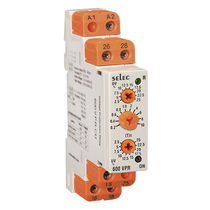 under-voltage and overvoltage protection relay 600VPR SELEC Controls Pvt. Ltd.
