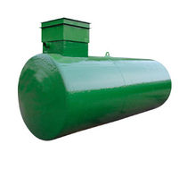 underground fuel tank GRP CHEMO