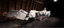 underground loader 0.6 - 0.8 m&sup3; | dh L800 deilmann-haniel mining systems