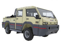 underground personnel carrier 1 000 kg | RBO Normet International Ltd.