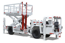 underground scissor lift 170 hp | A64 Getman Corporation