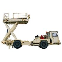 underground scissor lift 4 500 kg, 6.5 m | Utilift MF 540 Normet International Ltd.