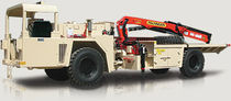 underground truck mounted crane 6.285 t Getman Corporation