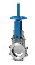 unidirectional knife gate valve DN 50 - 900, 150 psi | ET  ORBINOX