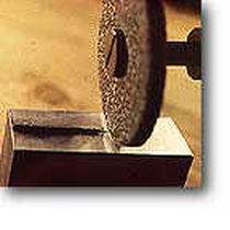 unitized abrasive wheel  Weiler Corporation