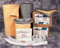 universal sorbent for acids: pads Universal Hazmat Spill Kits Breg International