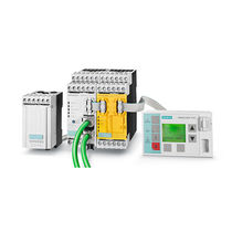 motor monitoring and control system SIMOCODE pro Siemens Safety Integrated