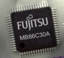 USB bridge MB86C series  Fujitsu