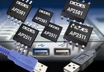 USB power control switch AP2501 Diodes Incorporated