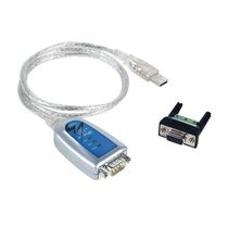 USB - serial converter USB 2.0, RS-232, RS-422/485 | UPort 1130/1130I Moxa Europe