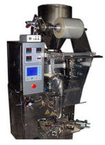 V-FFS bagging machine with volumetric feeder 30 - 80 p/min | DINKY VOLUMETRIC 1 American Packaging & Plant Equipment