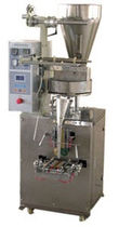 V-FFS bagging machine with volumetric feeder 40 - 110 p/min | DINKY VOLUMETRIC 2 American Packaging & Plant Equipment