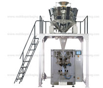 V-FFS bagging machine with multi-head weigher max. 90 p/min | MK- 501 MHW Multiko Packaging