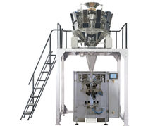 V-FFS bagging machine with multi-head weigher max. 50 p/min | MB 250 MWF Wraptech Machines Pvt., Ltd.