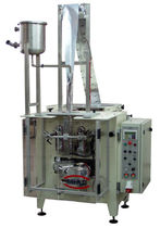 V-FFS stickpack bagging machine for liquids max. 40 p/min | PM-80 Lead Technology Ltd.