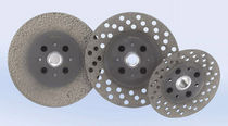 vacuum brazed diamond cutting blade max. 125 mm Shinan Diamond