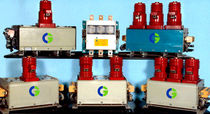 vacuum contactor VC - MVC - CS-VP CG Power Systems
