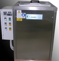 vacuum dryer FVU NOVATEC srl - Surface Finishing Technology
