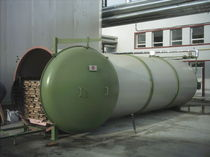vacuum dryer for lumber  ISVE