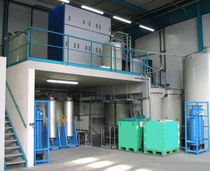 vacuum evaporation plant for chemical wastewater  Hytec Industrie