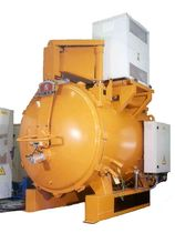 vacuum furnace for low pressure nitriding max. 750 °C | ALLNIT® B.M.I. Fours Industriels