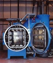 vacuum furnace for brazing  CONSARC