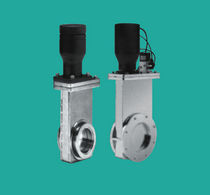 "vacuum knife gate valve 1.5"" - 12"", ISO 