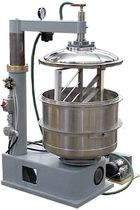 vacuum mixer 34.7 gal | GS1700 Gruber Systems Inc.
