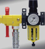 valve lockout 1/2 - 1 1/4"