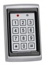 vandal-proof keypad for access control AY-Q65 Rosslare Security Products