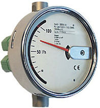 variable area flow-meter with alarm function 1.0 - 250 l/h | DS20 series Clark