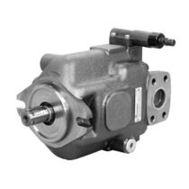 variable displacement axial piston hydraulic pump (open circuit) 87 cm3/rev, 350 bar | VPPM Duplomatic Oleodinamica