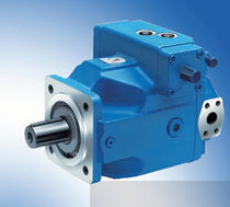 variable displacement axial piston hydraulic pump (open circuit) max. 1 000 l/min, 350 bar | A4VSO series Bosch Rexroth - Industrial Hydraulics