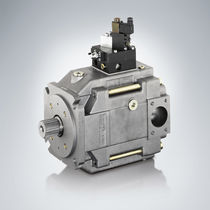 variable displacement axial piston hydraulic pump (open circuit) 420 bar | V30E series HAWE Hydraulik
